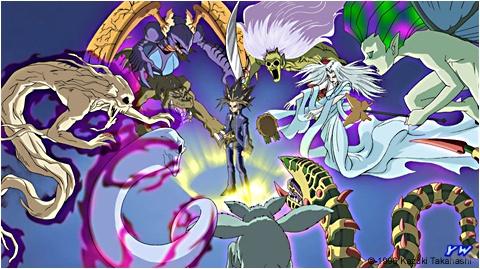 ScreenShot: YuGiOh! The Movie