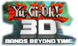 Yugioh 3D: Bonds Beyond Time Logo