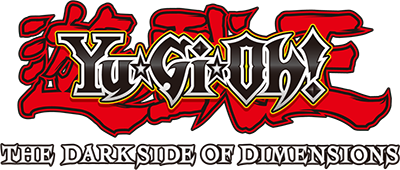 Yu-Gi-Oh! The Dark Side of Dimensions Logo