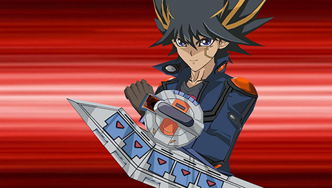 Yu-Gi-Oh! 5Ds Tag Force 4.iso