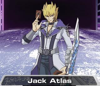 Jack Atlas: Image