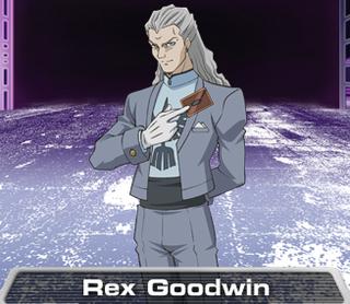 Rex Goodwin: Image