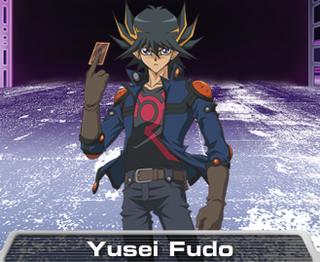 Yusei Fudo: Image