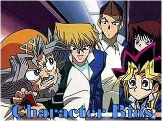 Yu-Gi-Oh! Anime Cast