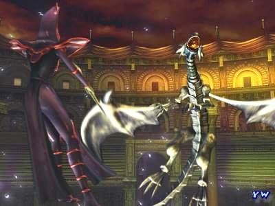 ScreenShot: Capsule Monster Coliseum