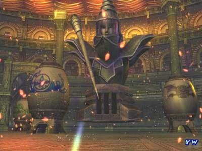 ScreenShot: Capsule Monster Coliseum