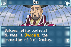 ScreenShot: Duel Academy