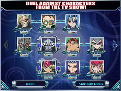 ScreenShot: Duel Generation