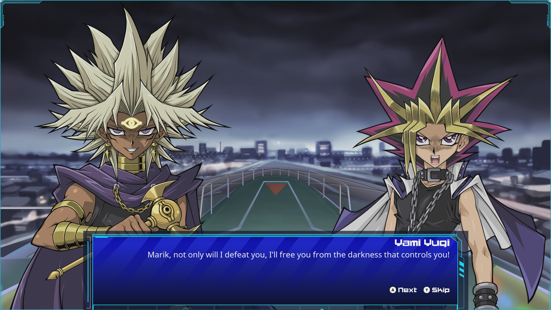 ScreenShot: Legacy of the Duelist