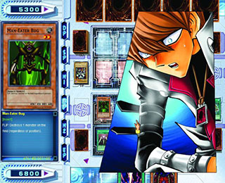 ScreenShot: Yu-Gi-Oh Power of Chaos: Kaiba the Revenge