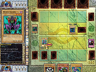 ScreenShot: Yu-Gi-Oh! Power of Chaos: Yugi The Destiny
