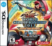 Yu-Gi-Oh! 5D's World Championship 2011: Over The Nexus Box Art Image [Click for full size image]