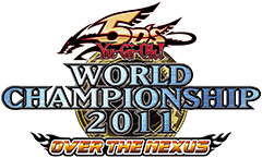 Yu-Gi-Oh! 5D's World Championship 2011: Over The Nexus logo Image [Click for full size image]