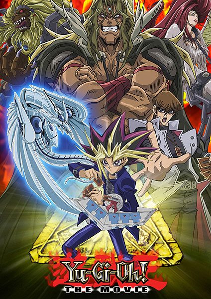 YuGiOh! The Movie: Poster Image