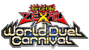 Yu-Gi-Oh! Zexal World Duel Carnival (3DS) Logo Image [Click for full size image]