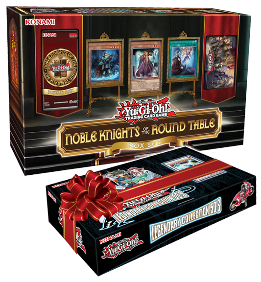Noble Knights of the Round Table Box Set and the Legendary Collection 5Ds