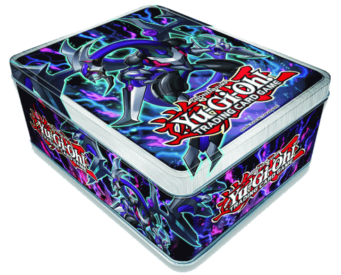 Dark Rebellion Xyz Dragon Tin