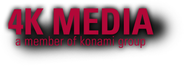 4K Media, Inc., the Konami Digital Entertainment, Inc. subsidiary managing the licensing and marketing of the Yu-Gi-Oh! brand