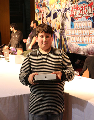 Argentina's Leites delivered an impressive win over his young peers to earn the coveted title of South American Dragon Duel Champion