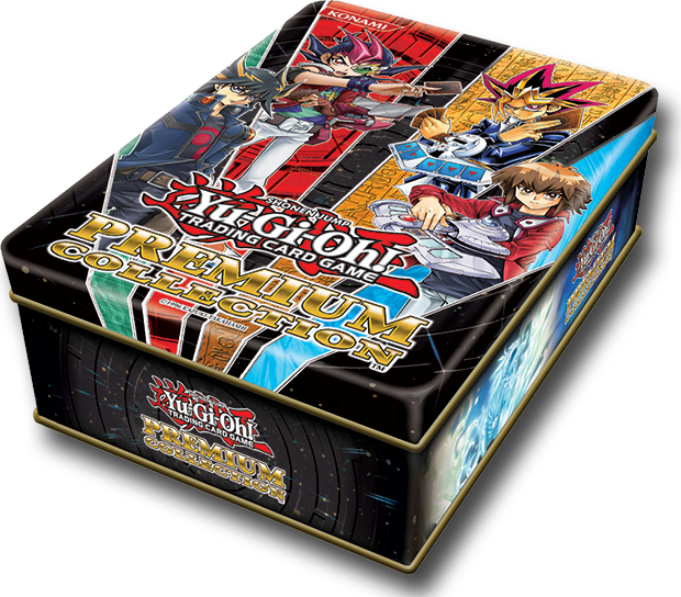 Yu-Gi-Oh! TRADING CARD GAME (TCG) Premium Collection