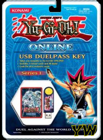 Yu-Gi-Oh! Online DUELPASS USB Pack