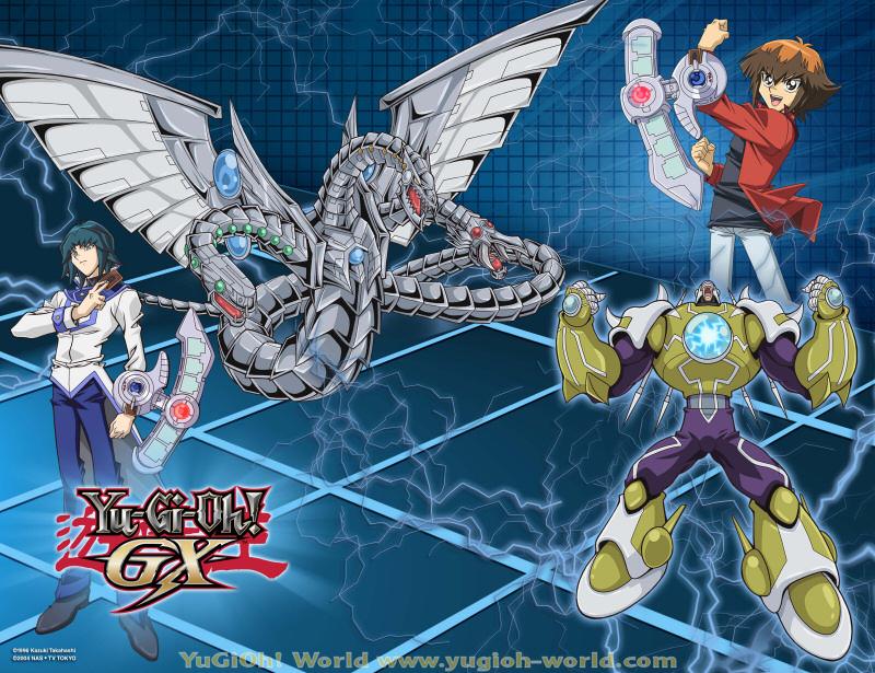 Yu-Gi-Oh! GX - w00t!!!