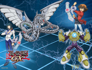 Yu-Gi-Oh! GX Group Image - Click here for full size image