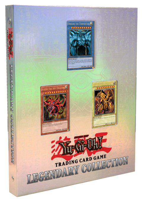 Yu-Gi-Oh! TRADING CARD GAME Legendary Collection