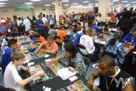 UPPER DECK YU-GI-OH! TRADING CARD GAME TOURNAMENT