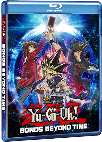 Yu-Gi-Oh! Bonds Beyond Time Box Art