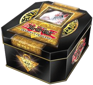 the Yu-Gi-Oh! TCG Collectible Tin