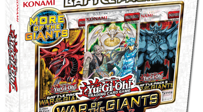 Konami Announces the release of War of the Giants: Round 2
