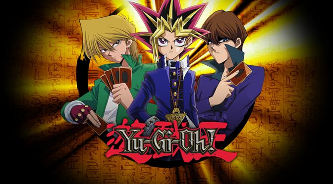 Yu-Gi-Oh! animated series
