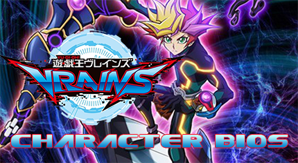 vrains character bios
