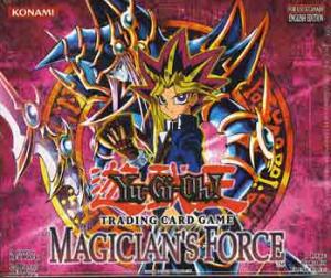 Magician's Force TCG