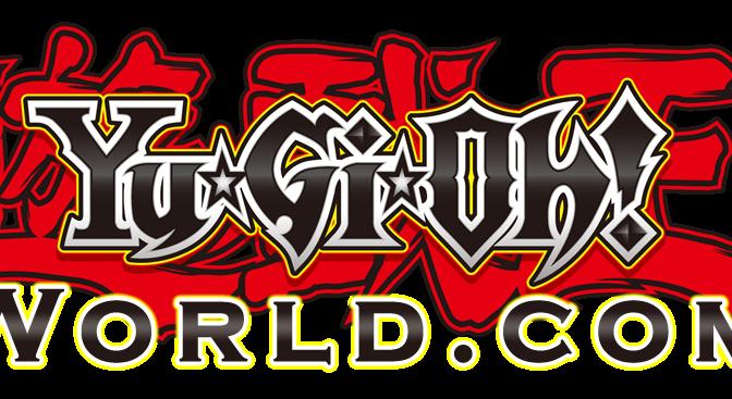 Yu-Gi-Oh! World logo