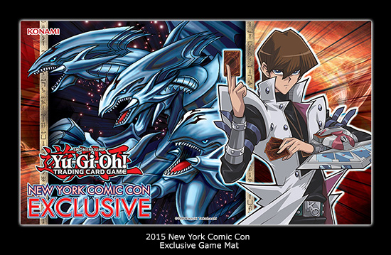 Komani presents the TCG at NY Comic Con
