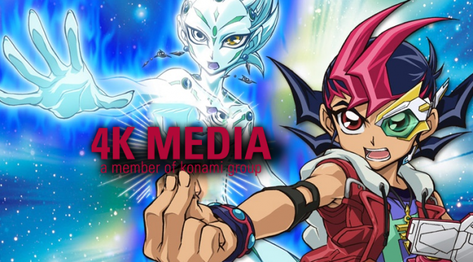 4K Media Signs Aquarius Entertainment Merchandising to Develop Yu-Gi-Oh! Puzzles, Lunch Boxes, Playing Cards and More