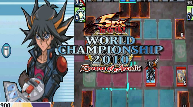 5ds World Championship 2010: Reverse of Arcadia