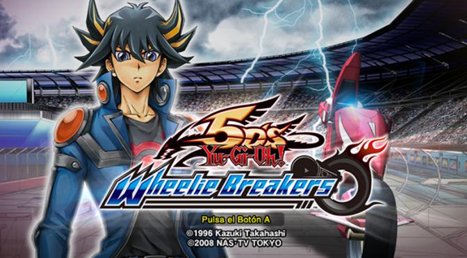 Yu-Gi-Oh! 5D's Wheelie Breaker