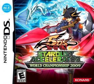 Yu-Gi-Oh! 5D'sWorld Championship 2009: Stardust Accelerator box usa