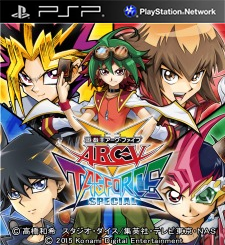 Yu-Gi-Oh! Arc-V Tag Force Special box jp