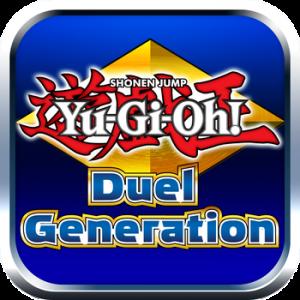 Yu-Gi-Oh! Duel Generation box us