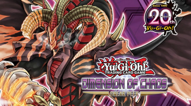 Dimension of Chaos Booster Set Introduces New Deck Themes