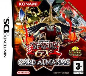 Yu-Gi-Oh! GX Card Almanac box fr