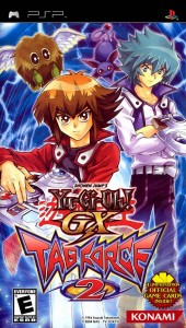 Yu-Gi-Oh! GX Tag Force 2 box usa