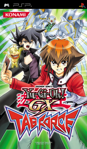 Yu-Gi-Oh! GX: Tag Force box usa