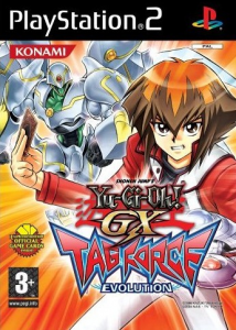 Yu-Gi-Oh! GX Tag Force Evolution box eu