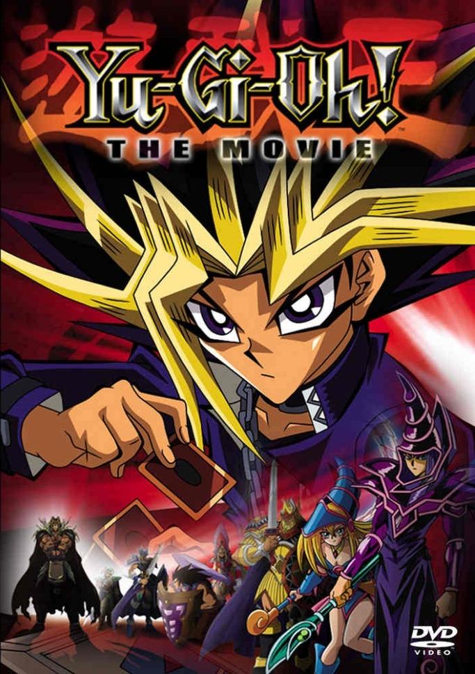 Yu Gi Oh!: The Movie Box U Ideas