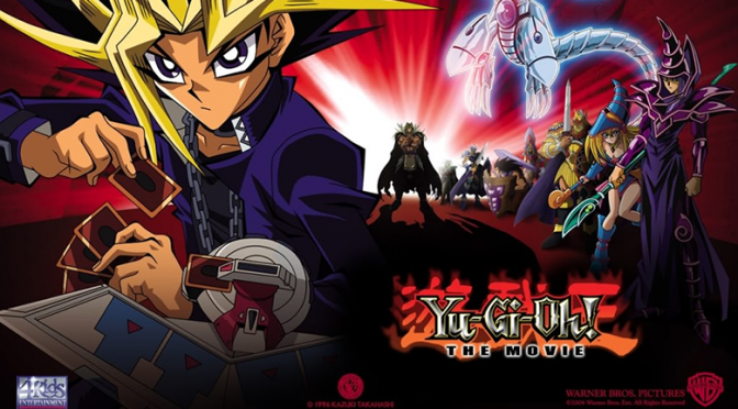 'Yu-Gi-Oh! The Movie' Gets Theatrical Trailer Release